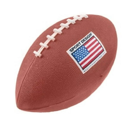 Wet Products Small Rubber Footballs -Assorted - - Runner Football