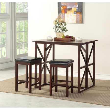 Better Homes & Gardens Carrington Drop Leaf Counter Height Dining Set