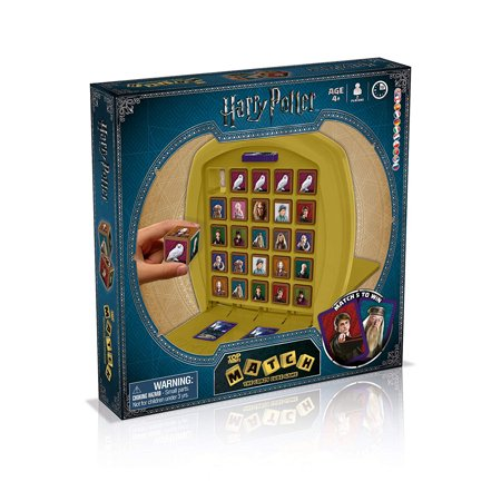 - Top Trumps Match Game - Harry Potter
