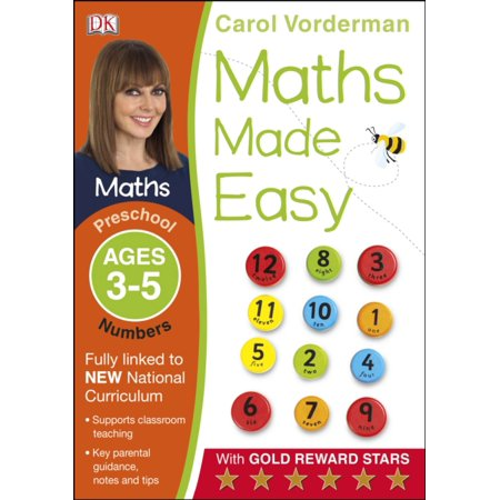 Maths Made Easy Numbers Preschool Ages 3-5preschool Ages 3-5 (Preschool Math Halloween Worksheets)
