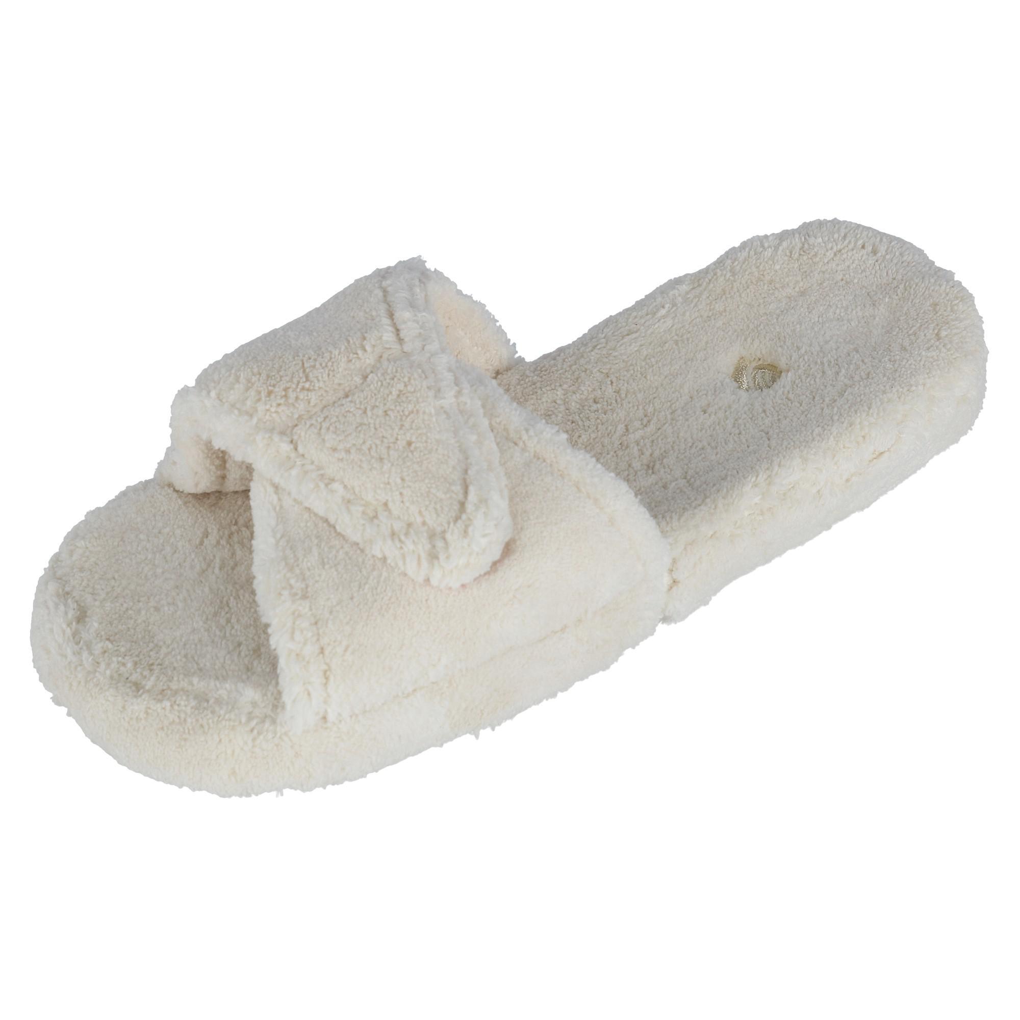 f6a2fa124602 Acorn Women s Premium Terry Spa Slide II Slipper