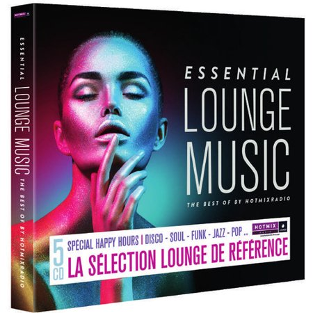 Essential Lounge Music: The Best Of / Various (CD)