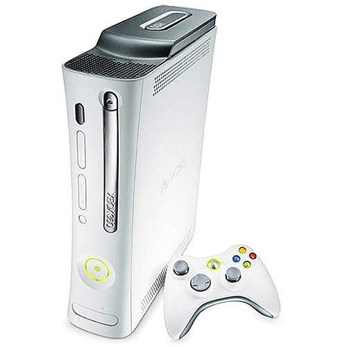 Xbox 360 60gb Pro Console Refurbished Walmart Com