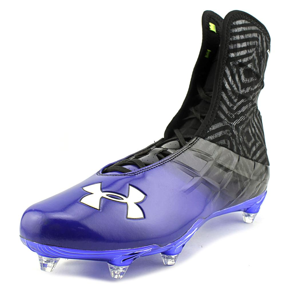 Under Armour Team Highlight D   Round Toe Synthetic  Cleats