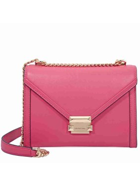 25ccfd07aa13 Product Image Michael Kors Whitney Large Shoulder Bag- Rose Pink