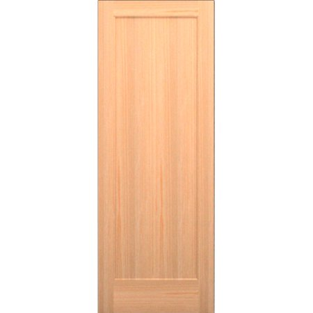 Karona door wood 1 panel slab interior door walmart this button opens a dialog that displays additional images for this product with the option to zoom in or out planetlyrics Image collections