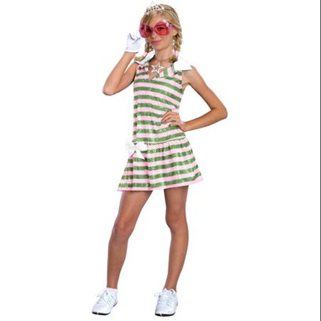 High School Musical Sharpay Golf Dress Child Costume