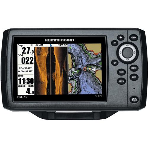 HUMMINBIRD 409640-1 hélice 5 SI GPS + Humminbird en Veo y Compro