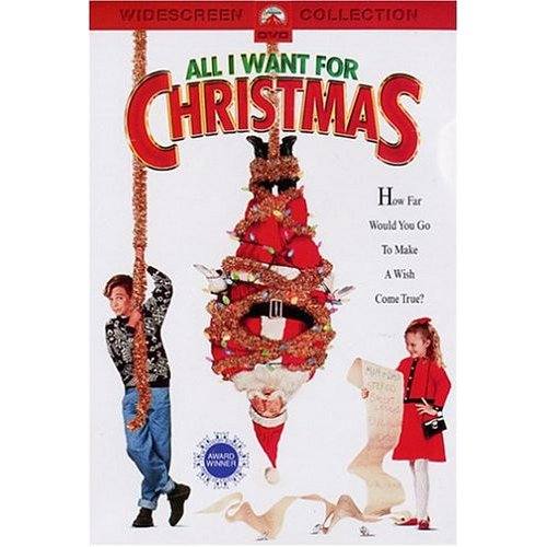ALL I WANT FOR CHRISTMAS [DVD] [WIDESCREEN COLLECTION]