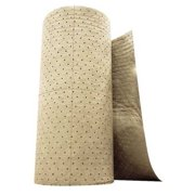 SUSTAYN BY SPILFYTER Oil Only Sorbent Roll,150 ft.,Recycled, OSR-90