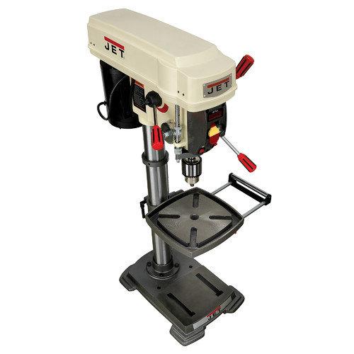 Jet Drill Press with DRO
