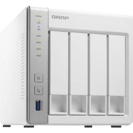 Turbo Nas QNAP TS-431p San / nas serveur - Labs Annapurna Al-212 Alpine Dual-core (Core 2) 1,70 Ghz - - image 1 de 1