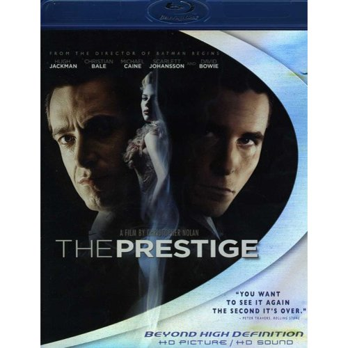 The Prestige (Blu-ray) (Widescreen)