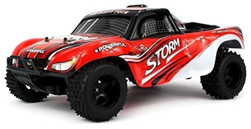 Velocity Toys Off Road Storm Truggy Remote Control RC Truck, High Performance Lithium... by Velocity Toys
