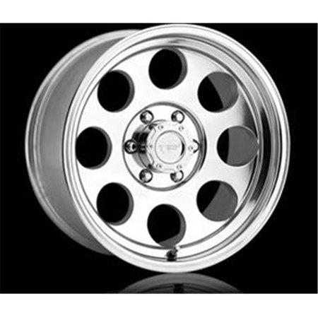 Pro Comp Whl 10696170 Xtreme Alloys Series 1069 Polished Wheels, Aluminum