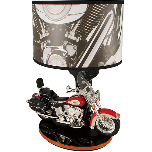 Wow Works Classic Motorcycle Lamp