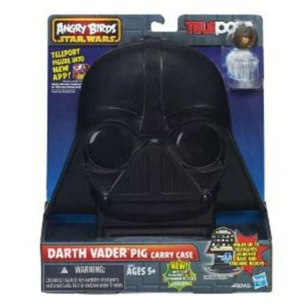 Star Wars Angry Birds Telepods Darth Vader Pig Carry Case Multi-Colored
