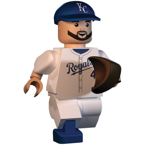 OYO Sports Kansas City Royals OYO Sports Player Minifigure - No Size