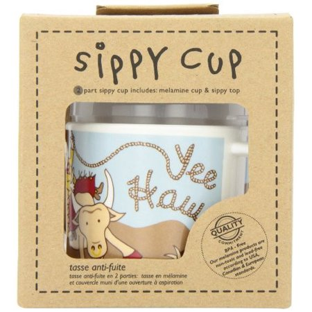 Sugarbooger Hard Spout Sippy Cup - Melamine