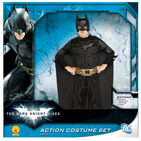 Batman Action Costume Box Set Child](Batman Wholesale)