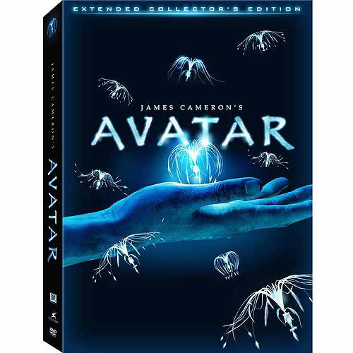 AVATAR-EXTENDED COLLECTORS EDITION (DVD/3 DISC/WS/SAC)