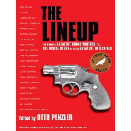 The Lineup: The World's Greatest Crime Writers Tell the Inside Story of Their Greatest Detectives, Library (Parts Of The Library And Their Meaning)