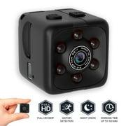 Mini Micro 720P Camera Dice Video USB DVR Recording SQ11 Sports Cam IR Night Vision