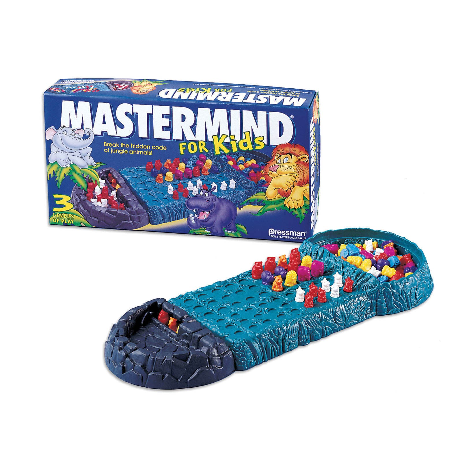 Pressman Toy Mastermind For Kids Board Game by Overstock