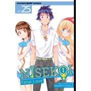 Nisekoi: False Love, Vol. 25