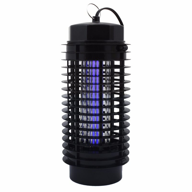 120V Electric Bug Zapper Insect Mosquito Flying Pest Killer Zapper Led with Trap Lamp Indoor Outdoor Convenient Small