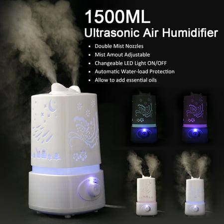 Gift Guide Cool Mist Humidifier Ultrasonic Humidifiers