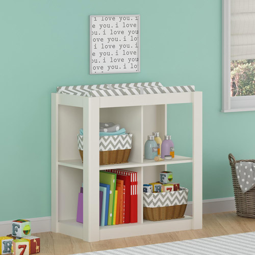 Cosco Riley Changing Table, White