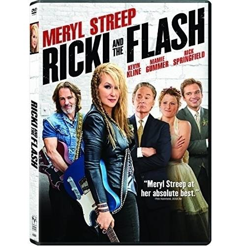 Ricki And The Flash (DVD + Digital Copy) (With INSTAWATCH)