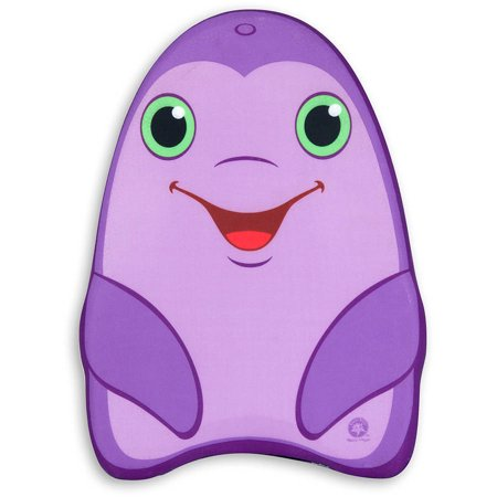 (Melissa & Doug Sunny Patch Dart Dolphin Kickboard - Learn-to-Swim Pool Toy)