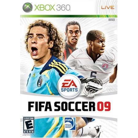 FIFA Soccer 09 - Xbox 360 (Fifa 09 Best Players)