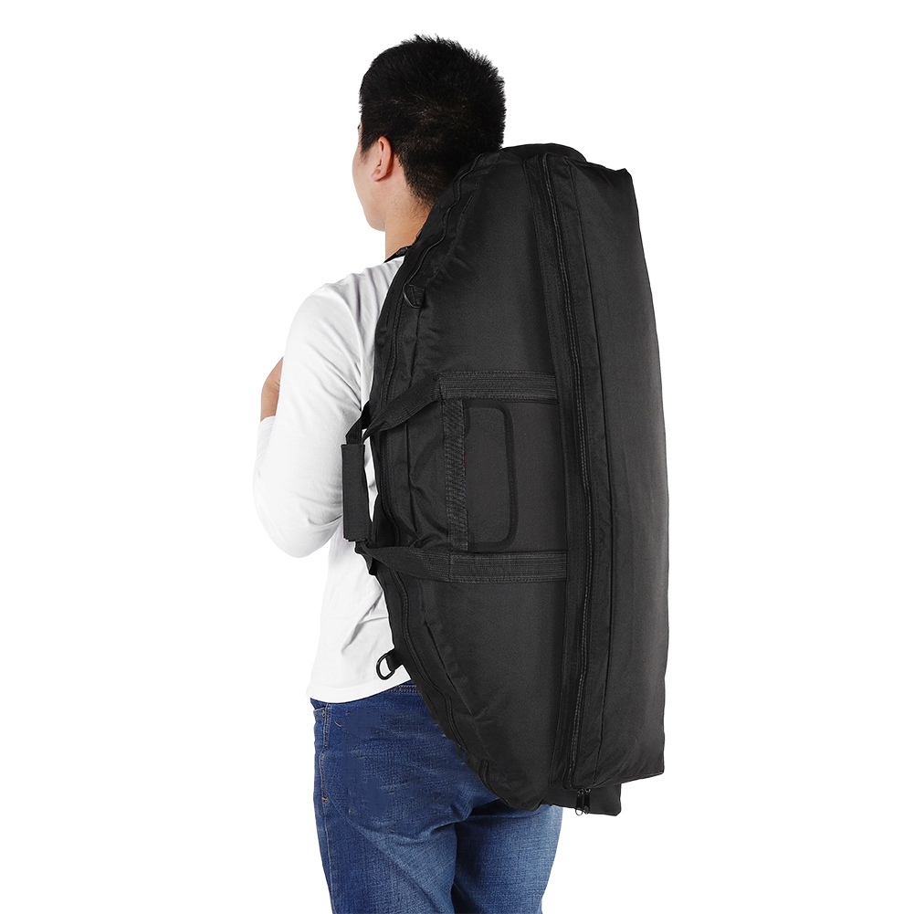 SOONHUA Bow Backpack,Archery Compound Bow Bag Backpack Carry Bag Longbow Bag Pouch for Outdoor Accessories