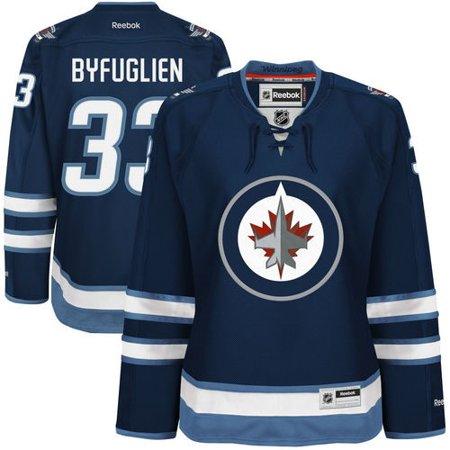 8043c20dde5 Dustin Byfuglien Winnipeg Jets Reebok Youth Home Premier Jersey - Navy Blue  - Walmart.com