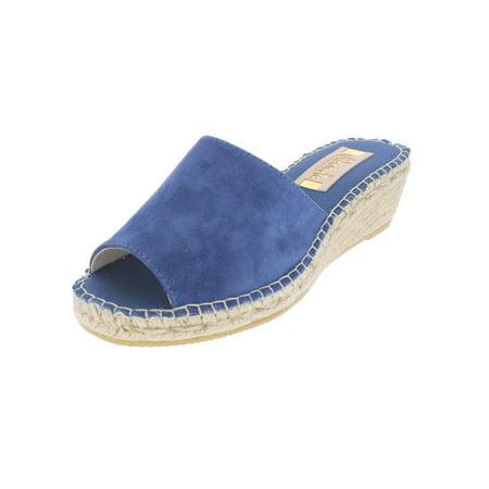 c4694dc7307 Vidorreta Womens Summer Open Toe Casual Wedge Sandals - Walmart.com