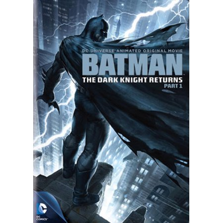 Batman The Dark Knight The Joker - Batman: The Dark Knight Returns, Part 1 (DVD)