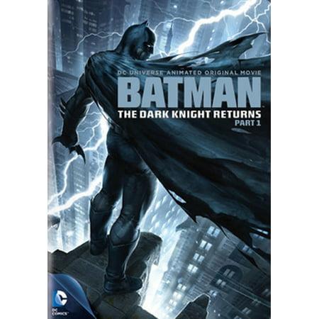 Dark Knight Returns Part 1 [DVD]: Amazon.co.uk: DVD & Blu-ray