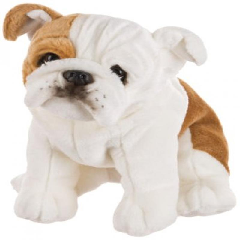 Ganz Webkinz Signature English Bulldog Plush