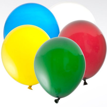 Assorted Crystal Balloons   11
