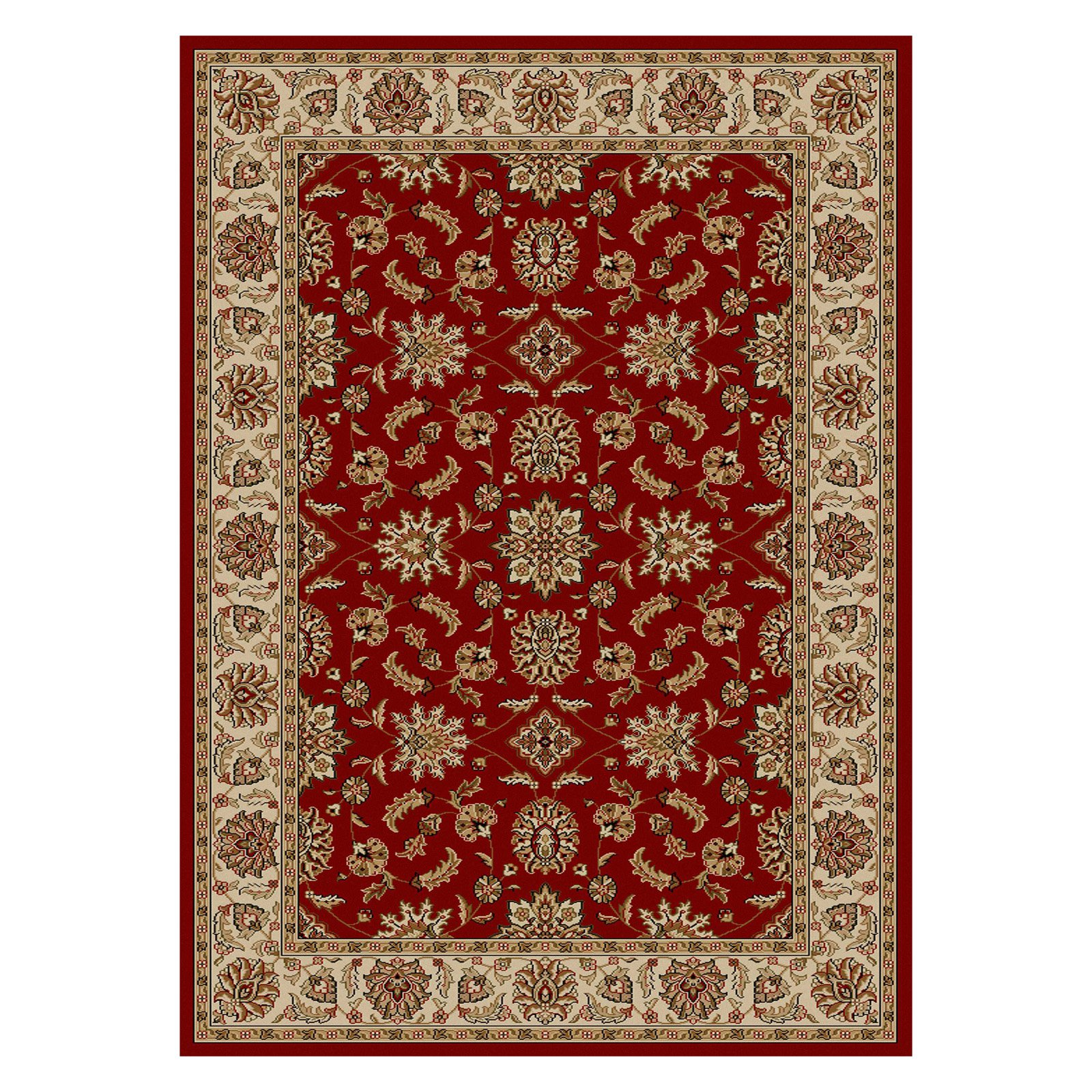 Radici USA Como 1592 Area Rug - Red
