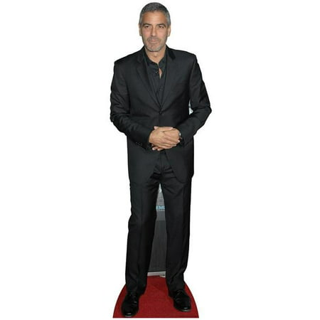 Star Cutouts SC2033 George Clooney Life Size Cardboard Cutout