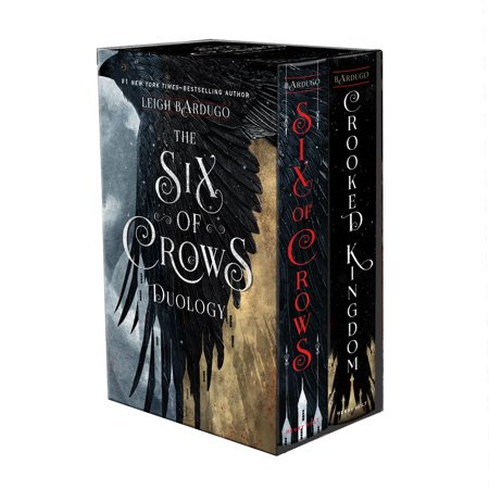 Kingdom Box (The Six of Crows Duology Boxed Set : Six of Crows and Crooked)
