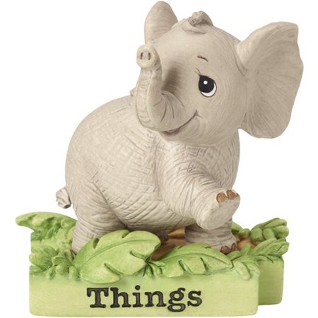 Precious Moments All Things Bright & Beautiful Elephant Resin Figurine