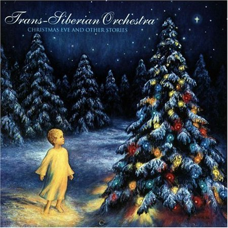 Xmas Eve & Other Stories (CD)