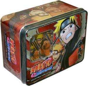 Unbound Power Naruto Uzumaki Collector Tin