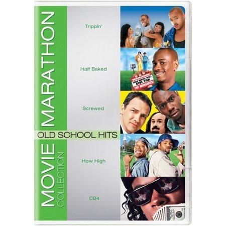 Movie Marathon Collection: Old School Hits (Trippin' /Half Baked/Screwed) - NEW! - Halloweentown Online Movie