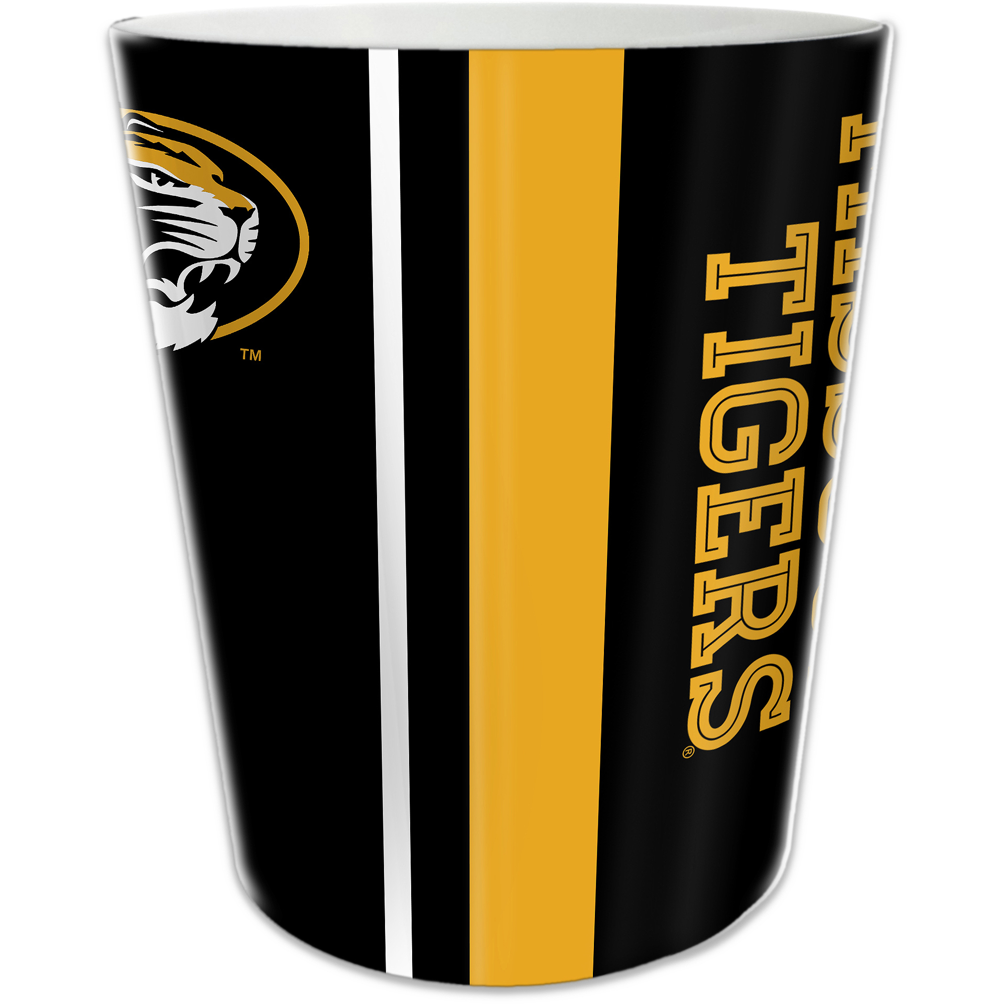 NCAA University of Missouri  Decorative Bath Collection - Wastecan